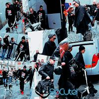 Walking with Tokio Hotel by tokiobsession