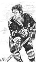 Pat LaFontaine by tdastick