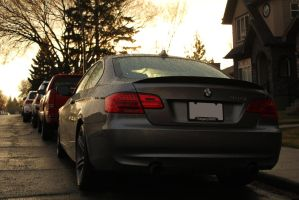 Stunning 335i by KyleAndTheClassics