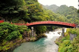 Shinkyo Sacred Bridge by AndySerrano