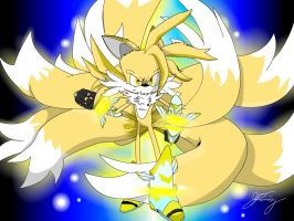 Tails - Rukaryo-TheDevil by TailsFanclub