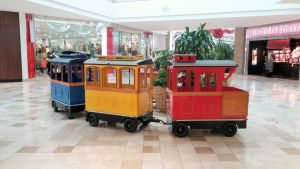 Chandler Fashion Center Mall Indoors Train 1 by BigMac1212