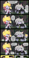 Short comic by Fivey