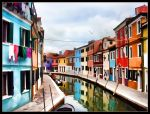 Burano Street by kanes