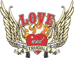 love and struggle by andifitriyanto