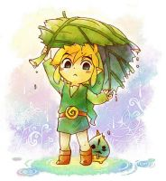 toon link by jasmine12124