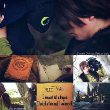 Cosplay Aesthetic Challenge (HTTYD) by On-Dragon-Wings