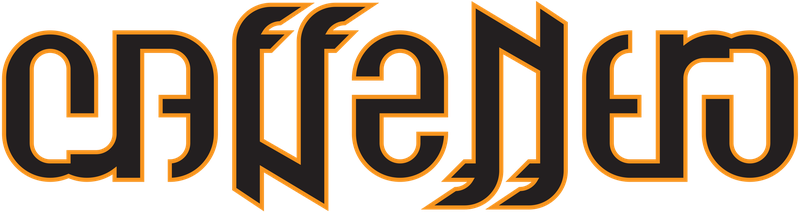 Caffe Nero ambigram by dtw42
