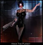 Hack The Planet by ExGemini