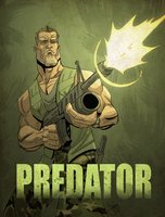 Predator by jeffagala