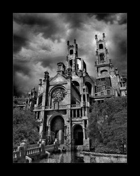 The Soulless Cathedral by RavenDarke