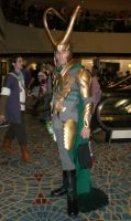 Loki at DragonCon 2 by SeekerOfPatterns
