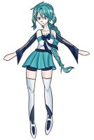 Last but not least, Miku alternate outfit by missiefish
