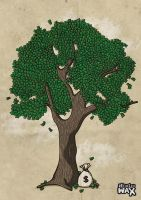 Money Tree by recycledwax