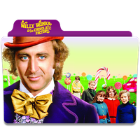 Willy Wonka and The Chocolate Factory by LukeDonegan