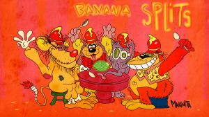 Banana Splits By Makinita-d5xz3qb by Makinita