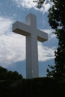 cross at mount helix by stockofshutterbugmom