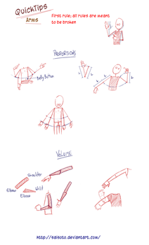 QuickTips_Arms by Saisoto