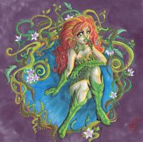 Poison Ivy by Sahan