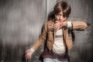 Eren Jaeger - Transformation by LarkVisuals