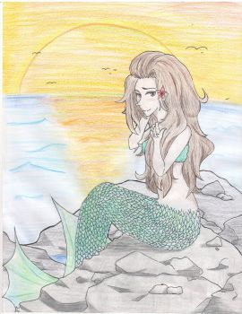 Contest Entry: Sirena by MayTruthBeTold