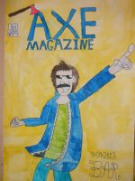 Axe Magazine by BARproductions