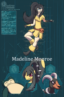 Pdl Application-Madeline by madlyinlov3