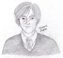 Remus Lupin by t-t-l-sis12