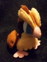 Pidgey Plush 2 by NerdLass
