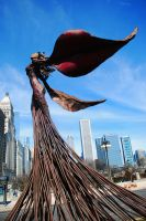 Miss Rebar of Chicago by DelMuro