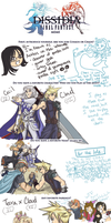 My Dissidia Final Fantasy Meme by aevitas