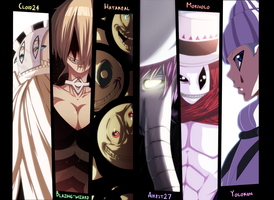 Clowns - Soul Eater Collab by Blazing-Wizard