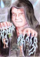 Palpatine - Master Of Puppets by Daniela-Chris
