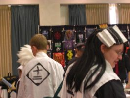 Bleach cosplay Tokyo in Tulsa by crummywater