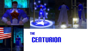 The Centurion Referance by Freefall42