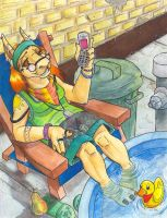 Summer in the Outer Boroughs by dani-kitty