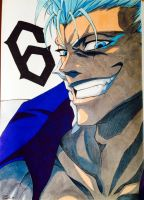 GRIMMJOW by Anime94