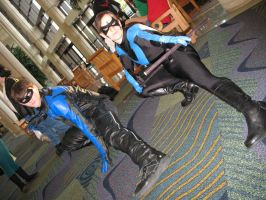 Megacon 2009- Nightwings 2 by Prota-Girl