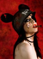Viveros' Bleed for me by Stephanie-van-Rijn