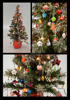 Mini Christmas ornaments by EatToast