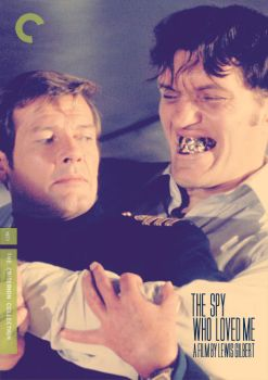 The Spy Who Loved Me - Criterion Collection by FakeCriterions