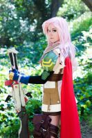 Final Fantasy XIII- Lightning Farron by ForeverAdel