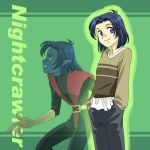 Nightcrawler by MakiHosaku