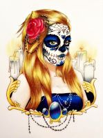 Gimme some SugarSkull - Sold by ToxicKiba