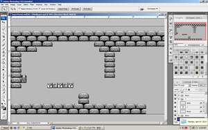 Super Mario Land HD 04072014 WIP by BLUEamnesiac