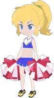 Cheerleader Swift Vilnium by Tara012