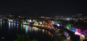 Bodrum by night by remousse