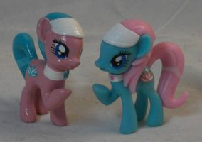Custom Aloe and Lotus Blindbag Set by Gryphyn-Bloodheart