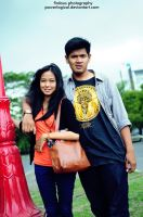 Dodit and Intan 05 by powerlogical