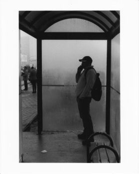 Untitled (Bus Stop) by SDouville